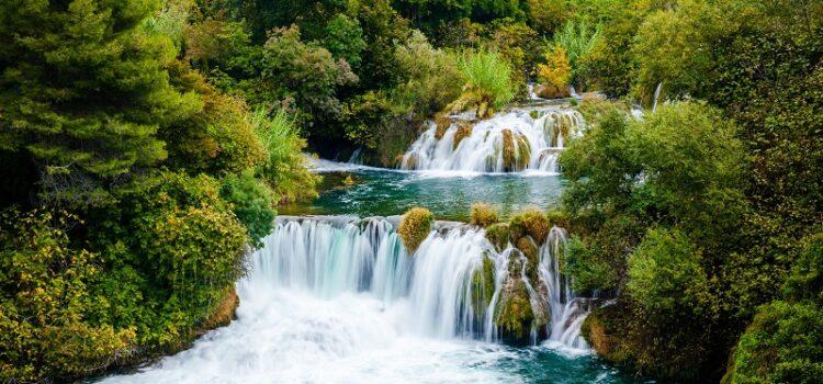Park Narodowy Jezior Plitwickich w Chorwacji