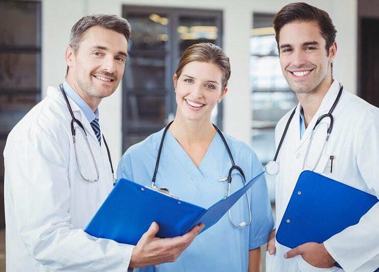 Dopasowane do oczekiwań ubrania medyczne